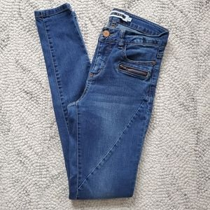 Noisy May Skinny Mid-Rise Denim Jeans Size 27